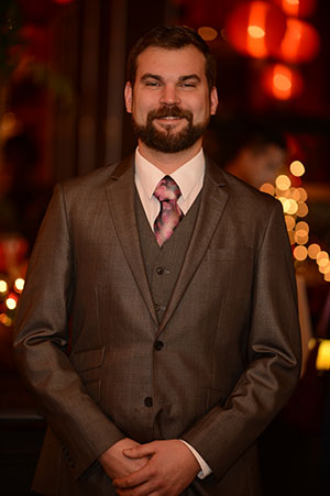 General Manager Seth Armstrong